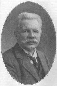Karl Staaff, liberal statsminister i Sverige 1905