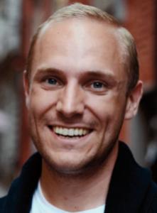 KDU:s förbundsordförande Aron Modig